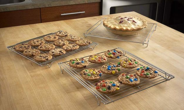 Nifty Baking Racks: Cool Your Baked Goods Easily