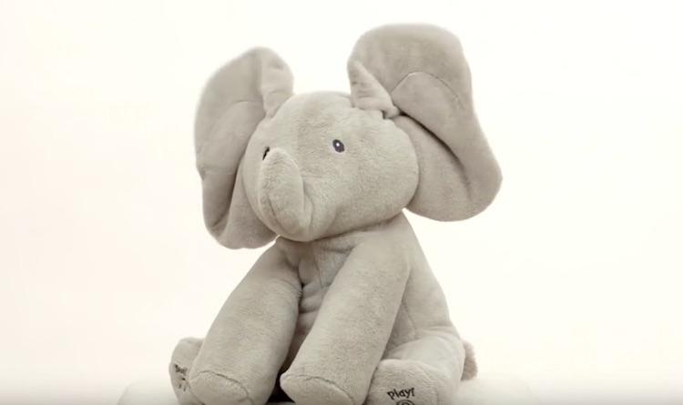 Flappy Elephant 1