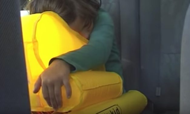 Luftikid: The Inflatable Airbag for Your Child