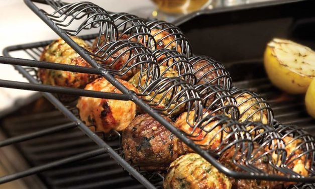 Outset Meatball Basket: Cook Perfect Meatballs Every Time
