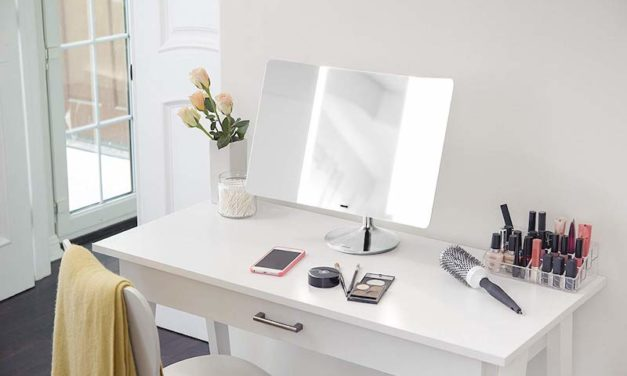 simplehuman Sensor Mirrors: Get an Accurate Reflection When You Get Ready