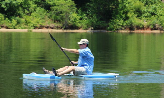 Uncharted Watercraft: The Future of Paddling and Kayaking