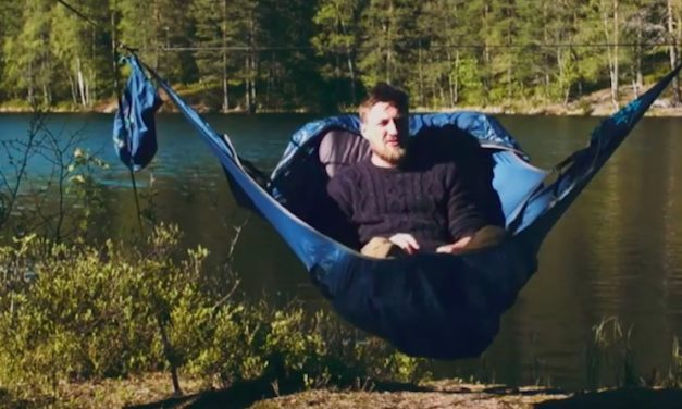 Draumr 3.0 Hammock: The Camping Hammock That Protects from Bugs