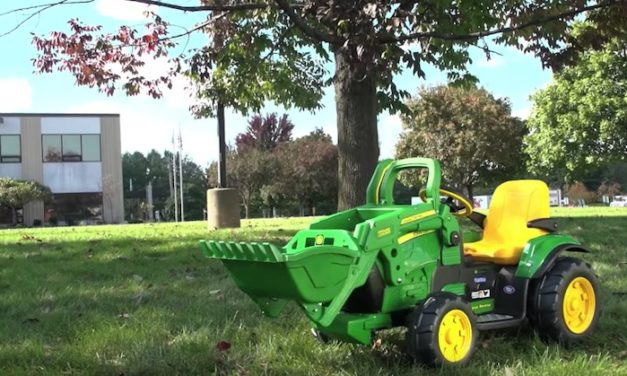 Peg Perego John Deere Toys: Give Your Kids Their Own Tractors