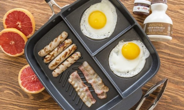 Masterpan: The Skillet That Can Cook All Your Meals