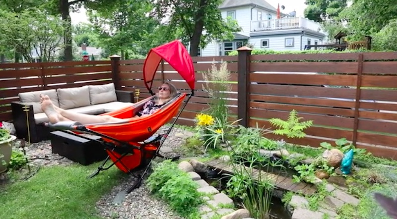 Mock One The Compact Folding Hammock