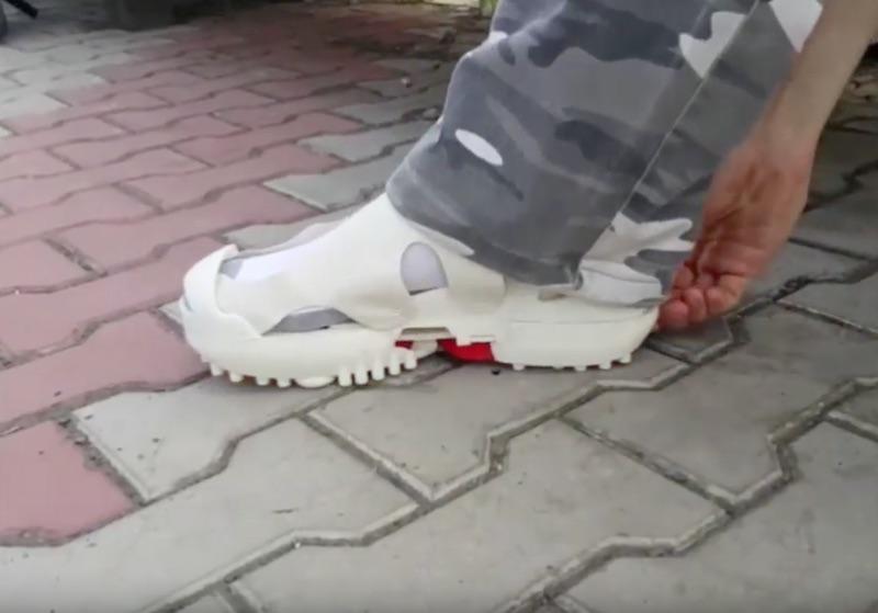 shoes that transform into skates