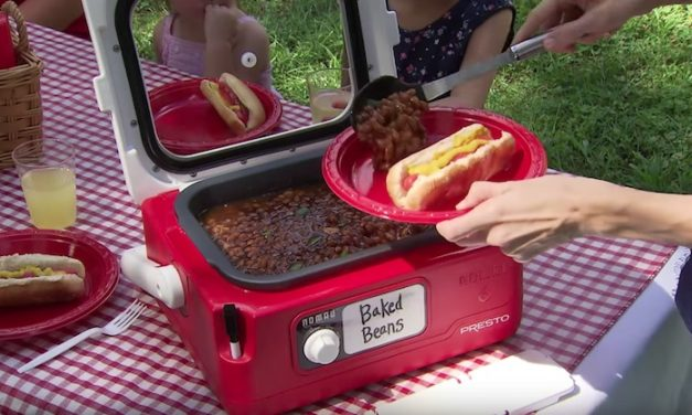 Presto Nomad Travelling Slow Cooker: Make Your Meals on the Road