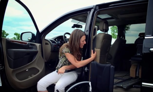Startracks Custom Lifts: Get in Your Car from Your Wheelchair Without Help
