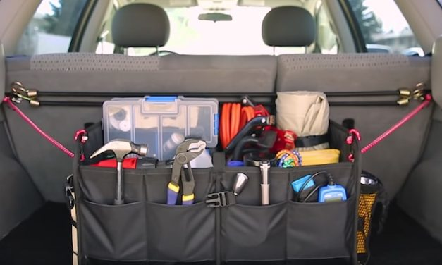 Trunkcratepro Collapsible Organizer: Keep Your Trunk Clean