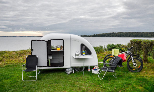 Wide Path Camper: A Tiny House You Can Take with You