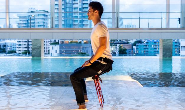 LEX Bionic Chair: The Gadget That Enhances Your Posture