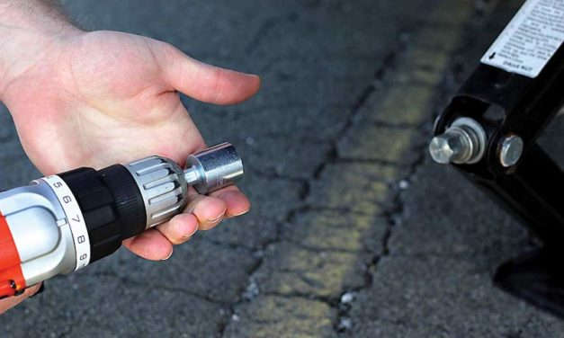 Camco RV Socket Drill Adapter: Set Up Your RV Quickly