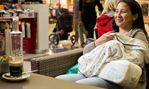 Feeding Friend: The Self-Inflating Nursing Pillow for Busy Parents