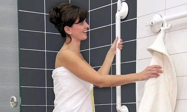 Mobeli Grab Handles: The Easy Solution for Shower Safety