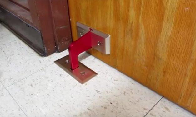Nightlock: Lock Down Your Doors with the Help of Your Floor