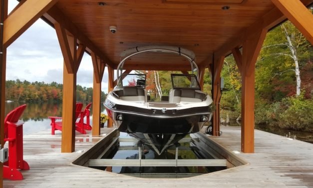 Northshore Platform Boat Lifts: The Easy Way to Store Your Boat