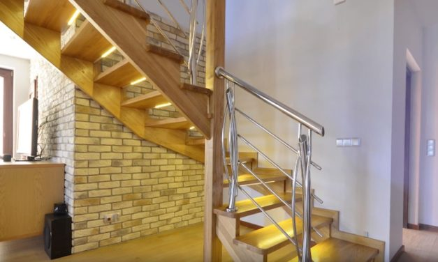 SOLED Stair Lights: Walk Up and Down the Stairs Safely in the Dark