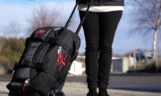 Carry-On Travel Bag: Protect Your Camera Gear on the Go