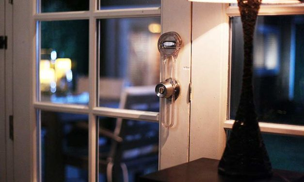 Lock Locker: The Easy Deadbolt for Your Front Door