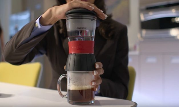 Presto MyJo: The Low-Cost Single Cup Coffee Maker