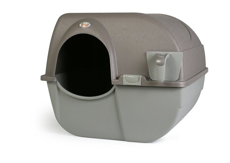 Omega Paw Roll N Clean The Easy Low Maintenance Litter Box