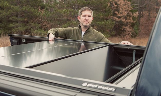 Peragon Truck Bed Cover: Protect Your Belongings in Your Truck