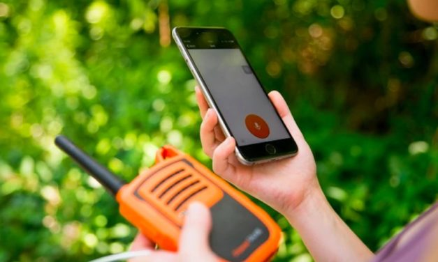 PowerTalkie: Your Communication Companion in an Emergency