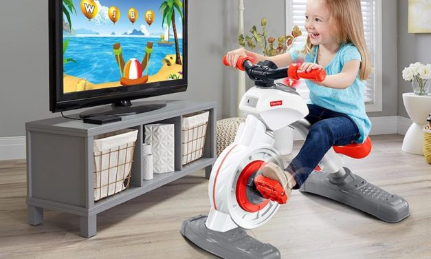 Fisher-Price Think & Learn Smart Cycle: Engage Your Body and Brain