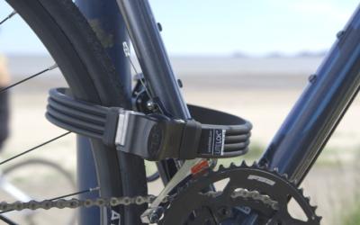 Litelok Silver: The Lightest, Most Secure Bike Lock