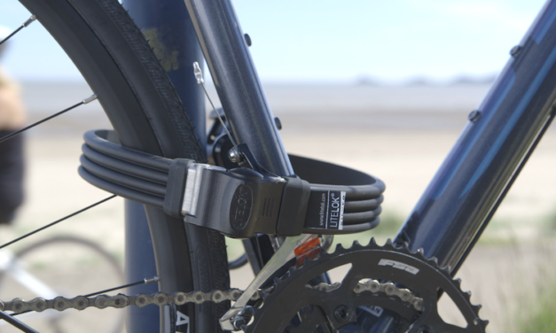 Litelok Silver: The Lightest, Most Secure Bike Lock