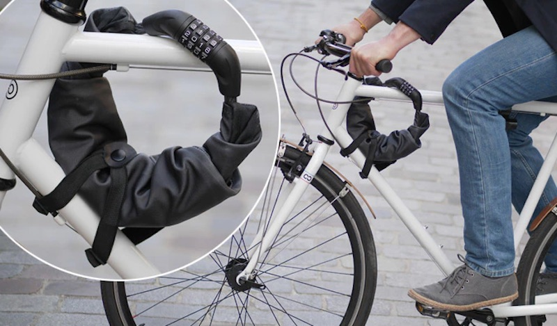 80d89c3ce8d6 LOXI: The Anti-Theft and Waterproof Bag for Your Bike
