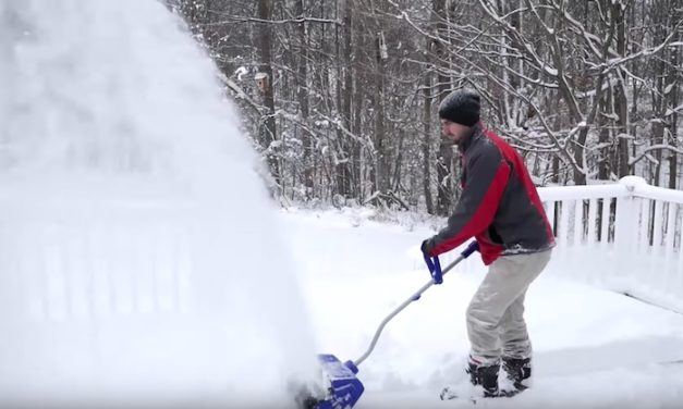 Snow Joe Cordless Snow Shovel: Keep Your Driveway Clear All Winter Long