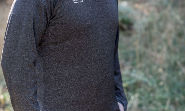 The Flare: The Warming Shirt That Charges Your Phone