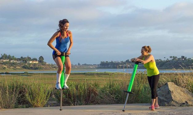 Vurtego V4 Pro Pogo Stick: The Fun Way for Adults to Exercise