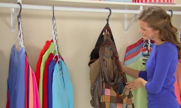 Wonder Hanger Max: Instantly Triple Your Closet Space